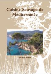 livre,cuisine sauvage, méditerranée