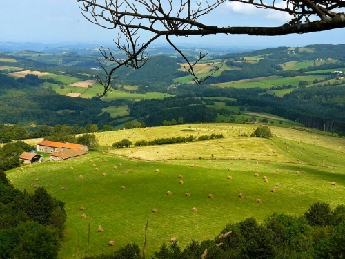 auvergne,montagne bourbonnaise,vichy,paysage,nature