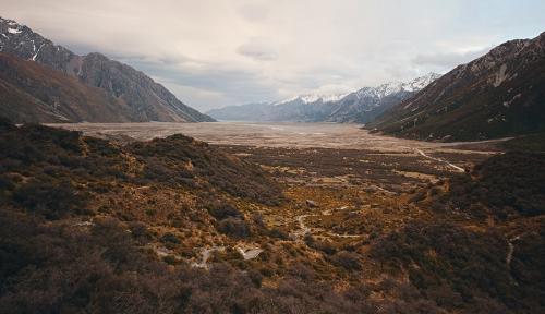 nouvelle zélande,paysage, nature