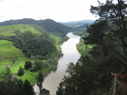 river,fleuve,nature,nouvelle zélande