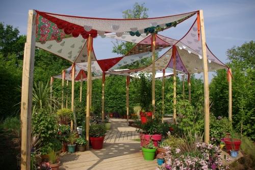 jardin, art