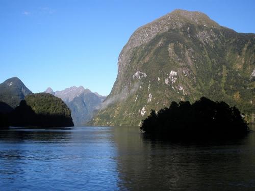 nature,fjord,mer,nouvelle zélande